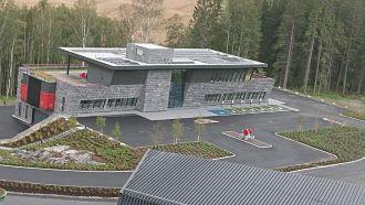Nytt hovedkontor