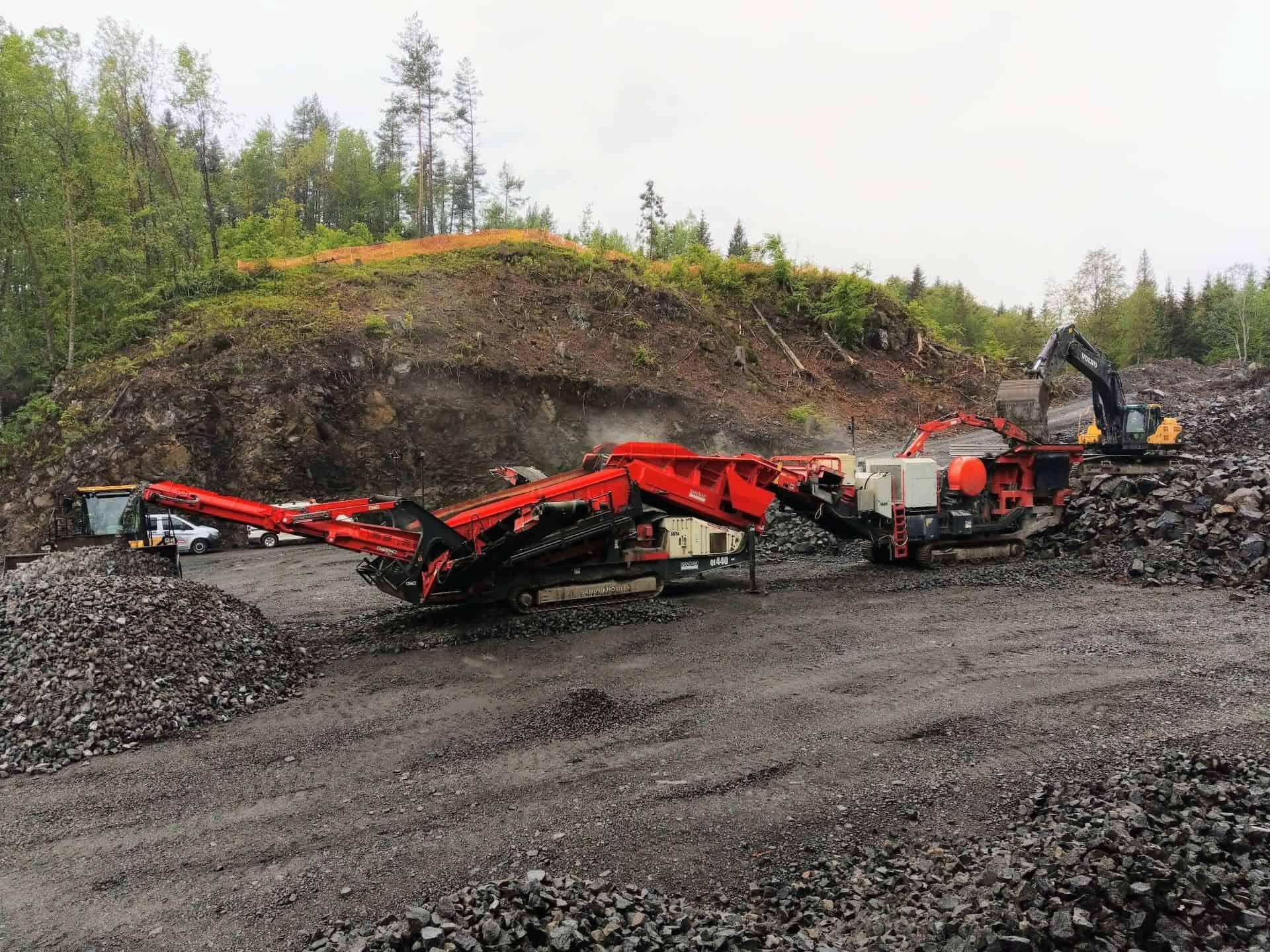 Mobilknusing Re Vestfold